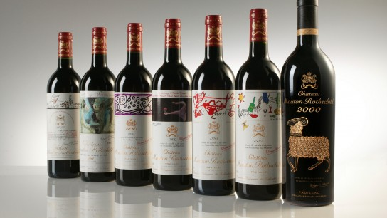 Château Mouton Rothschild First Growth
