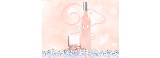 Ice Rosé signé Mouton Cadet, bpdr, Baron Philippe de Rothschild