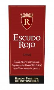 Escudo Rojo - Chile