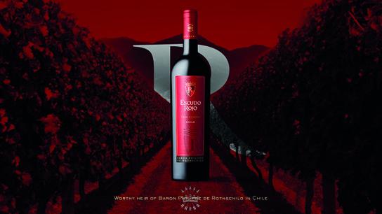 Escudo Rojo Chilean wine vin chilien chili