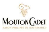 Mouton Cadet vin rouge red wine Bordeaux Baron Philippe de Rothschild