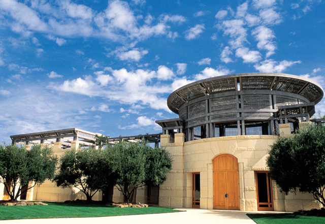 Opus One Winery Baron Philippe De Rothschild