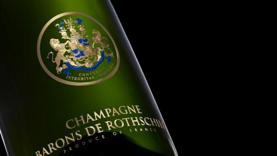 Champagens Barons de Rothschild