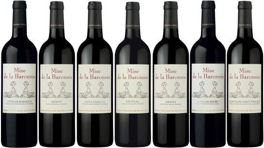 Mise de la Baronnie - Bordeaux